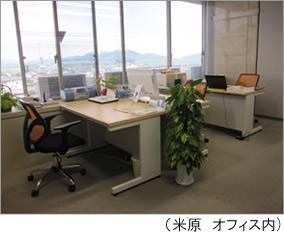 米原オフィス写真