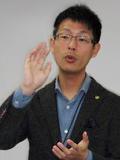 講師の田内孝宜氏顔写真画像