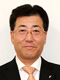 講師のダイキン工業株式会社執行役員の澤井克行氏顔写真