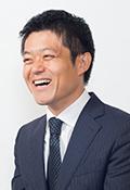 株式会社いろあわせ代表取締役北川雄士氏顔写真画像