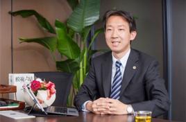 講師の弁護士 中島 宏樹先生の写真