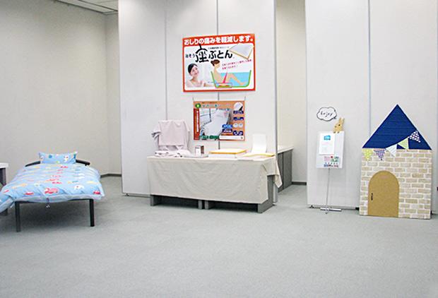 """「10月 滋賀の""""ちいさな企業""""応援月間展示ギャラリー」展の写真"""