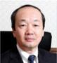 長浜バイオ大学 学長 蔡晃植氏の顔写真画像