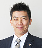 滋賀県よろず支援拠点 コーディネーター 住田 崇の顔写真