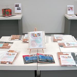 魅惑のファブリックパネルの展示写真3