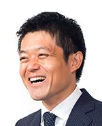 株式会社いろあわせ北川雄士氏顔写真画像
