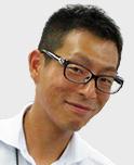 講師の滋賀大学講師&テニスコーチ&中小企業診断士田内孝宜氏顔写真画像