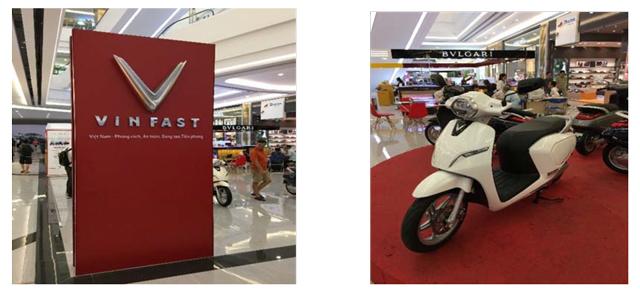 香港の観光客推の画像とショッピングモールの買い物客の写真