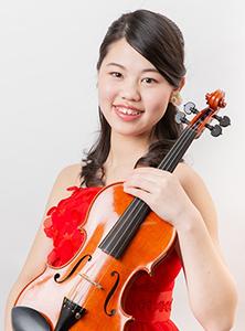 ヴァイオリン・白井あすか氏