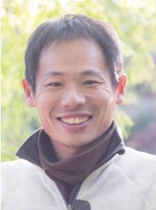 講師「稲場啓太氏」の顔写真