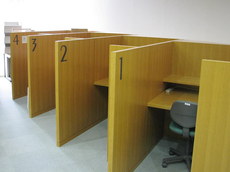 サテライトオフィスの要素を持ったレンタルスペースイメージ
