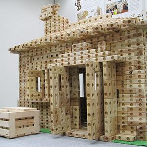 「木育」展の展示会写真3