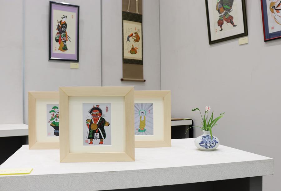 「海外からも注目される大津絵を見直そう!」展のイメージ写真